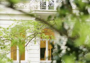 Direkt am Hofgarten